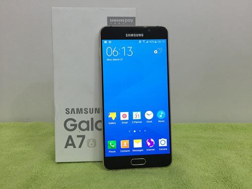Samsung Galaxy A7 2016 và Galaxy J5 2016 giá giảm sâu chỉ từ 3.6 triệu đồng - 3