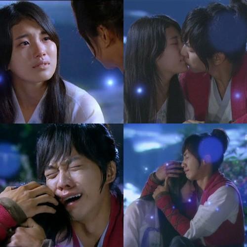 """Những nụ hôn """"chan"""" đầy nước mắt trong phim Hoa – Hàn - 13"""