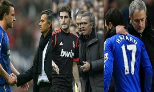 """Scandal thầy-trò rúng động: Mourinho, vết nhơ vì """"quyền lực đen"""" (P2) - 1"""