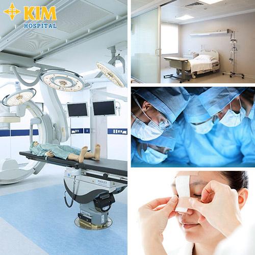 Bệnh viện thẩm mỹ Hàn Quốc KIM Hospital ưu đãi tới 50% - 3