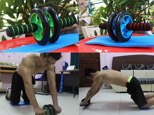 """""""Phát sốt"""" với dụng cụ thể thao giảm mỡ bụng thần tốc - 1"""