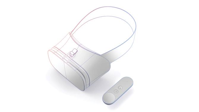 Google sắp cho ra mắt thiết bị Daydream VR với giá 79 USD - 1