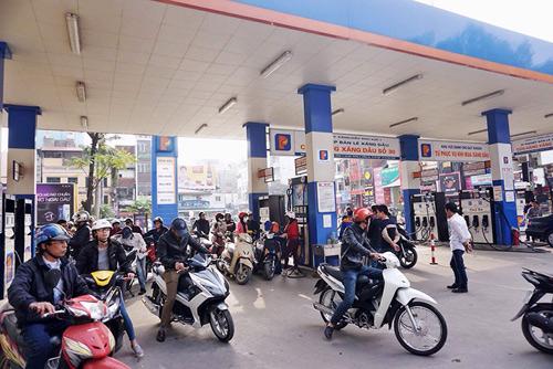 Xăng dầu trong nước đồng loạt tăng giá chiều 5.10 - 1