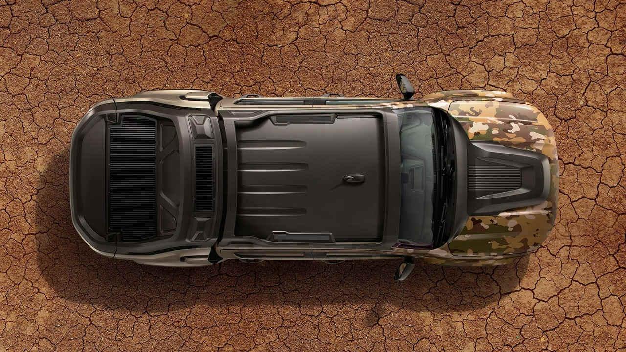 """Chevrolet Colorado ZH2 concept - Xe """"tàng hình"""" của Quân đội Mỹ - 5"""