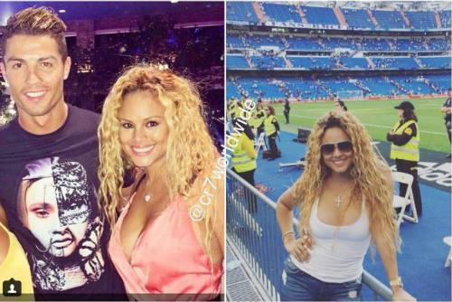 Bạn gái cũ Mayweather dính nghi vấn qua lại với Ronaldo - 2