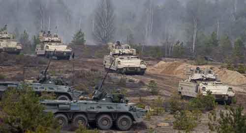 """Nga dễ dàng """"đè bẹp"""" NATO ở Đông Âu trong 60 giờ? - 2"""