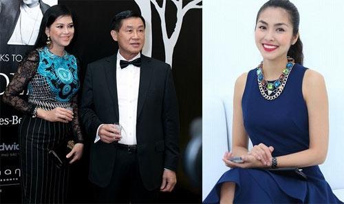 Bố mẹ chồng Hà Tăng lọt top quyền lực nhất giới thời trang - 2