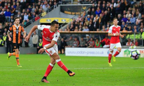 """Hiệu quả nhất NHA: Arsenal vô đối, MU """"khóc thầm"""" - 1"""