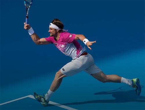 China Open ngày 3: Ferrer thắng dễ - 1