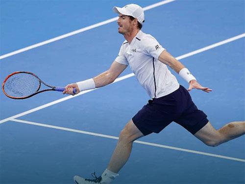 Murray – Kuznetsov: Tựa như cơn gió (V2 China Open) - 1
