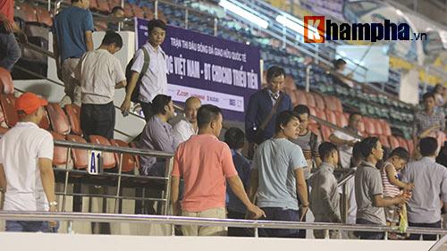 """Triều Tiên """"giấu bài"""" ở buổi tập trước trận gặp ĐT Việt Nam - 3"""