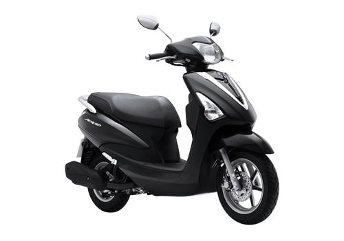 Ra mắt Yamaha Acruzo 2016 màu mới - 1