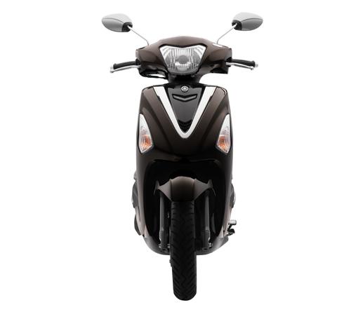 Ra mắt Yamaha Acruzo 2016 màu mới - 2