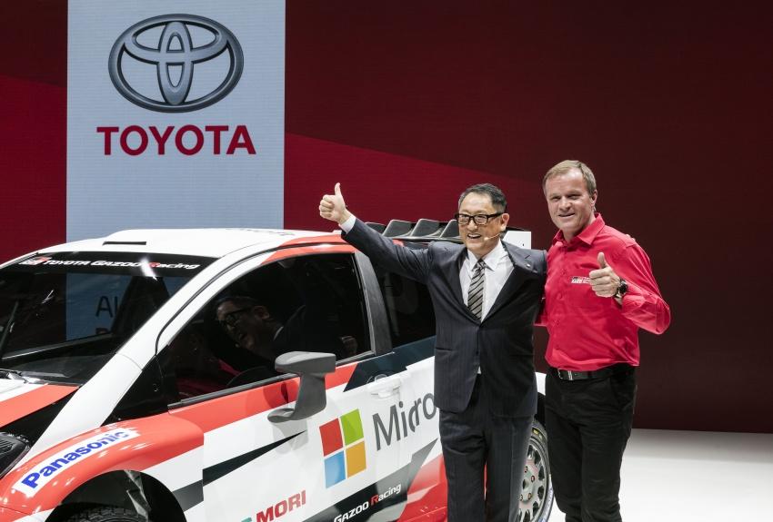 Toyota Yaris WRC 2017 tái suất sau 18 năm vắng bóng - 3