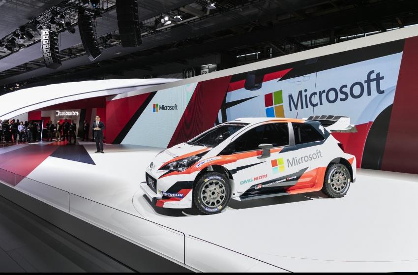 Toyota Yaris WRC 2017 tái suất sau 18 năm vắng bóng - 4