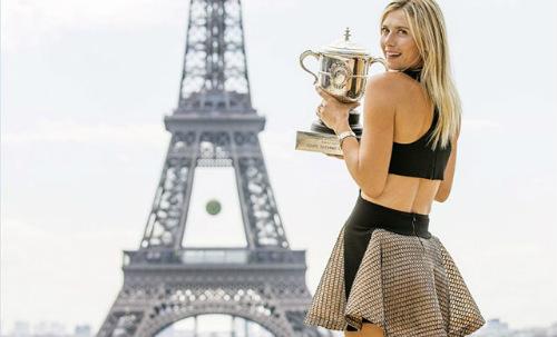 Sharapova được giảm án: Ngày trở lại còn lắm gian truân - 2