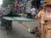 Video An ninh - Vụ tôn cứa cổ bé trai: Khởi tố lái xe xích lô