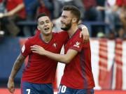 """Pha độc diễn """"xâu kim"""" đẹp nhất vòng 7 La Liga"""