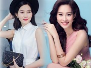 """Thời trang - Hoa hậu Thu Thảo: """"Tay chơi"""" hàng hiệu kín tiếng của Vbiz"""