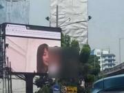 Indonesia: Biển quảng cáo hiện phim khiêu dâm hơn 10 phút