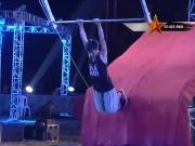 Video Clip Cười - Cười bể bụng với phần thi Sasuke Việt Nam