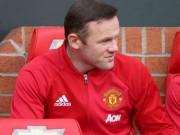 """Bóng đá - MU: Rooney tiết lộ lý do bị Mourinho cho """"ra rìa"""""""