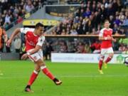 """Bóng đá - Hiệu quả nhất NHA: Arsenal vô đối, MU """"khóc thầm"""""""