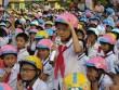 Honda VN tặng mũ bảo hiểm cho các em học sinh tại tỉnh Thái Bình & Phú Thọ