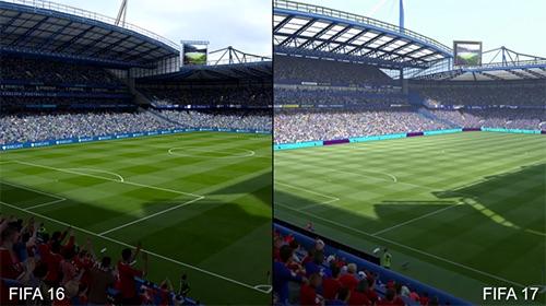 So sánh đồ họa FIFA 17 và 16: Thật hơn, có hồn hơn - 2