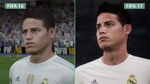 So sánh đồ họa FIFA 17 và 16: Thật hơn, có hồn hơn - 4