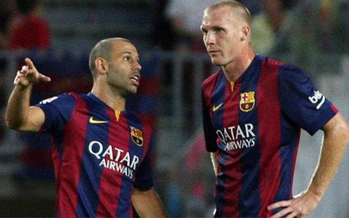 """Bất an Barca: Sau 10 năm, chưa bao giờ """"tệ"""" đến thế - 2"""