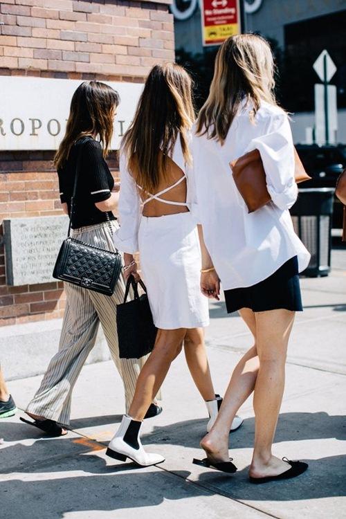 8 lỗi thời trang cô nàng sành điệu hiếm khi mắc - 1