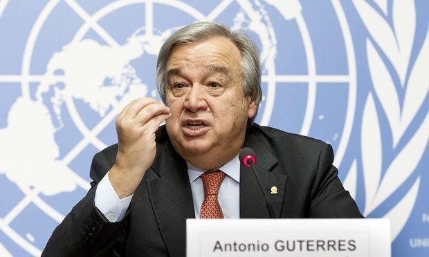 Lộ diện người thay ông Ban Ki-moon làm Tổng thư ký LHQ - 1