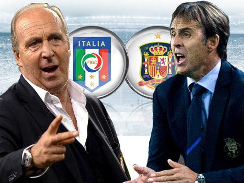 Italia – Tây Ban Nha: Đấu trí mới đong đầy duyên nợ cũ - 2