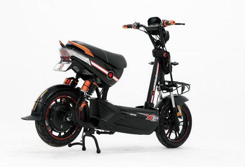 Cá tính vượt trội cùng phiên bản xe máy điện JILI 188X 2016 - 5