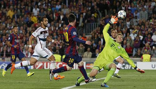"""Thương hiệu dứt điểm đỉnh nhất: Henry, Messi, Rô """"béo"""" - 2"""