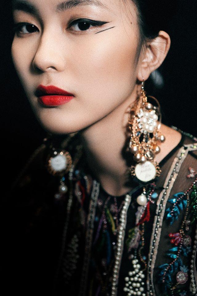 Bí quyết làm đẹp của hot girl vạn người mê Helly Tống - 8