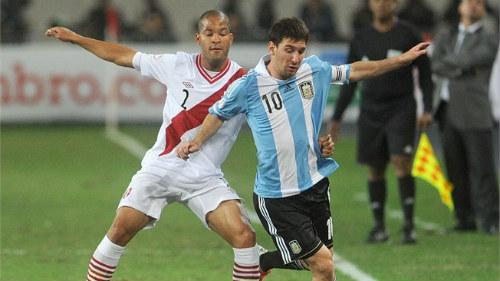 Peru – Argentina: Cạm bẫy ở Lima - 2