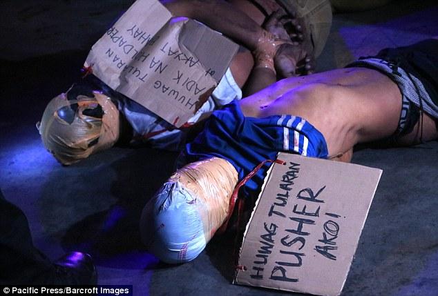 Video người bị hành quyết vì ma túy gây sốc ở Philippines - 2