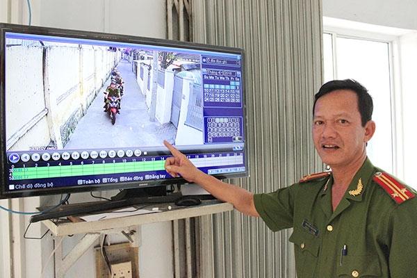 Đà Nẵng lắp đặt camera giám sát an ninh toàn thành phố