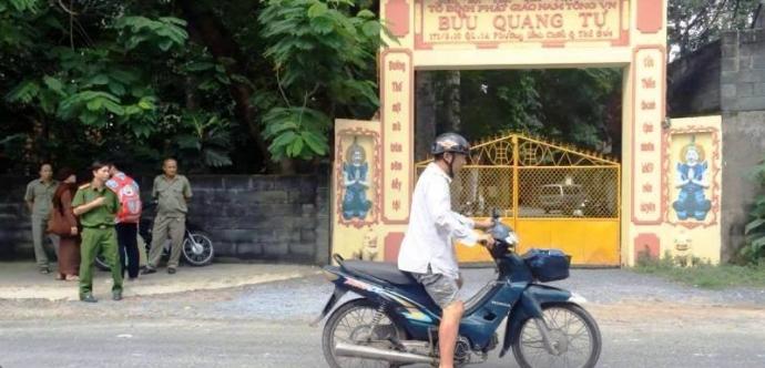 Truy sát ở chùa Bửu Quang: Hung thủ không dính ma túy - 1