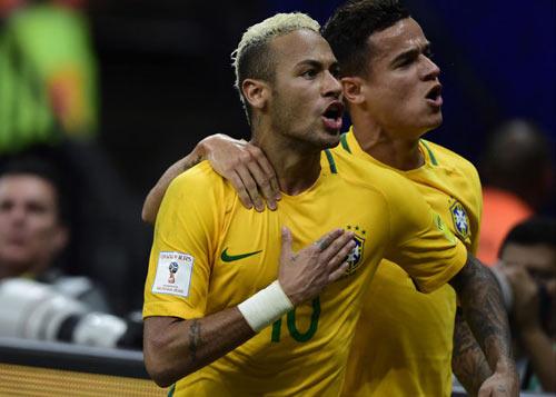Brazil – Bolivia: Đầu tàu Neymar - 2