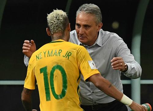 Brazil – Bolivia: Đầu tàu Neymar - 1