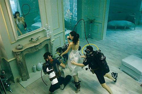 Đột nhập hậu trường chụp ảnh của các nhiếp ảnh gia - 2