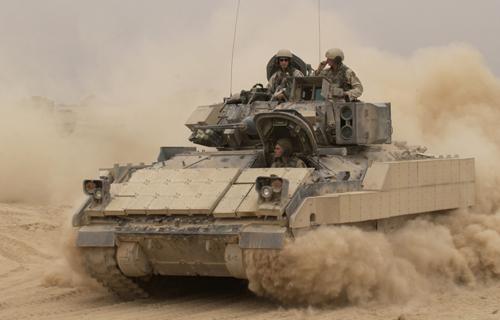 Tham vọng chế tạo siêu tăng mới của Mỹ chết yểu - 2