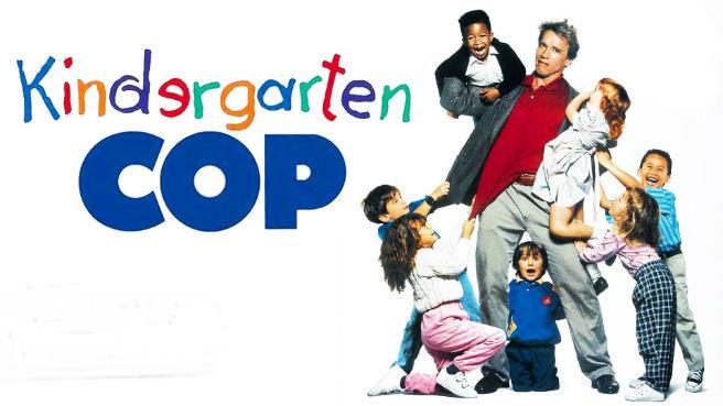 Trailer phim: Kindergarten Cop - 1