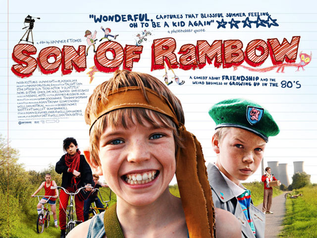 Trailer phim: Son Of Rambow - 1