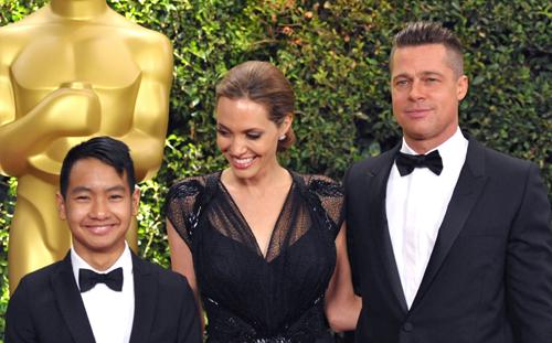 Angelina Jolie tất tả lo điều trị tâm lý cho các con sau ly hôn - 4