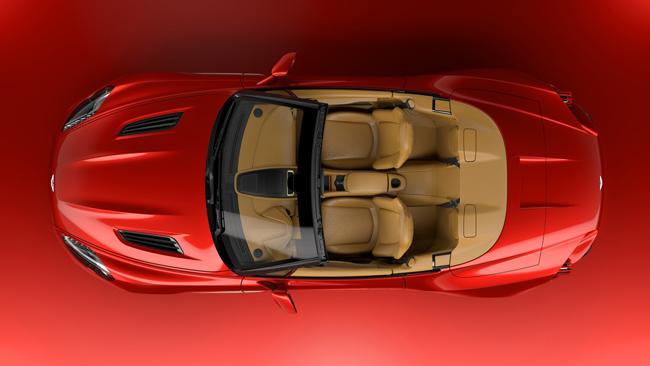 Chính thức trình làng cách đây vai tháng, chiếc mui trần siêu sang Aston Martin Vanquish Zagato Volante chỉ được sản xuất với số lượng hạn chế 99 chiếc trên toàn cầu.