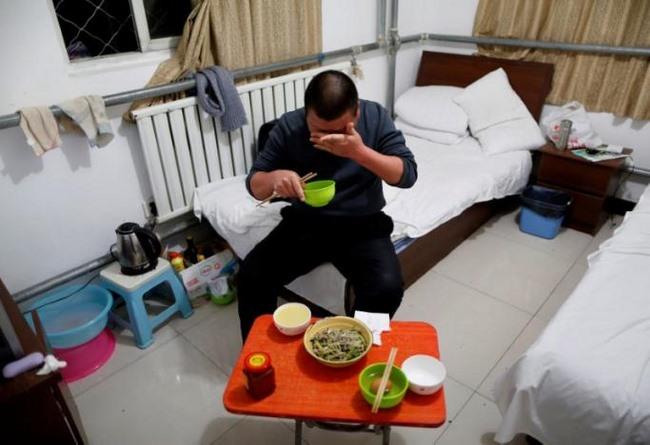 """Bên trong """"khách sạn ung thư"""" ở Trung Quốc - 8"""
